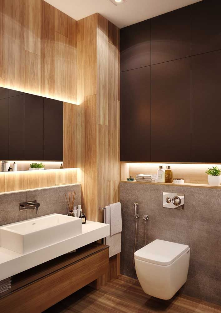 Iluminação para Áreas de Banho