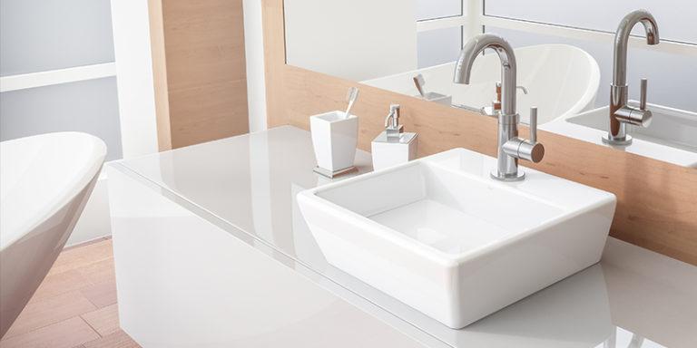 Qual o material ideal para cubas e bacias sanitárias?